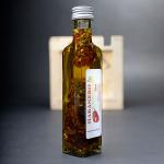 Extra panenský olivový olej s chilli papričkami
