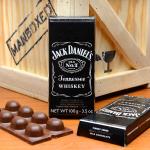 Luxusní čokoláda Goldkenn s náplní Jack Daniel's