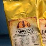 Speciální káva Indonesia Sulawesi Kalossi