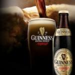Irské pivo Guinness Extra Stout