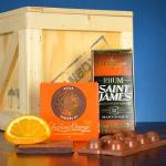 Čokoláda Goldkenn s rumem Saint James