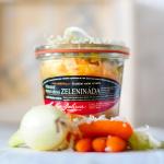 Zelenináda - nevšední specialita
