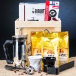 Udělejte si kávu podle původní receptury