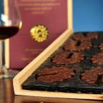 Noblesní čokoláda Rose of Jericho