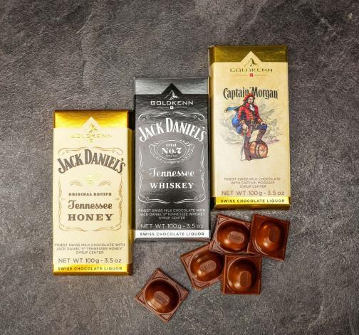 Set Goldkenn čokolády