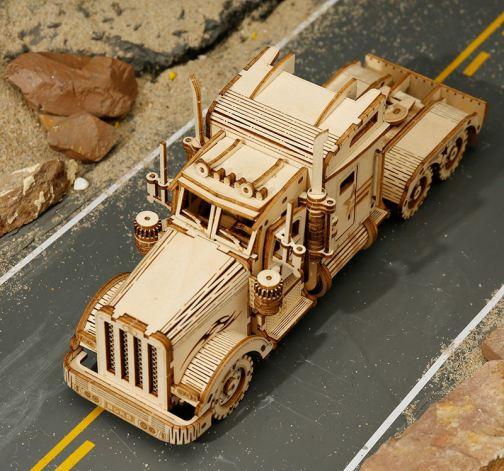 Robotime Heavy Truck