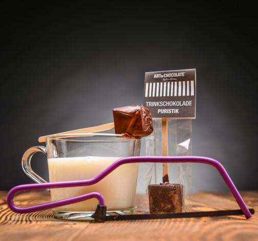 Trinkschokolade Puristik