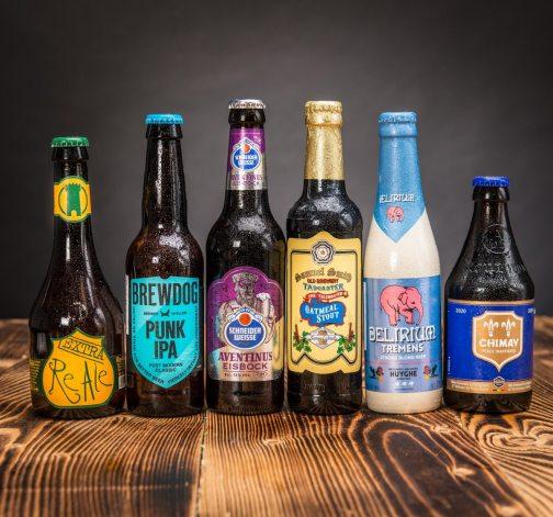 Set pivních speciálů exclusive