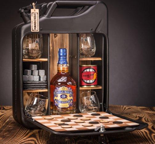 Dočasný Whisky Manboxeo Bar Mafián – padací most