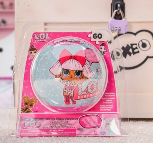 Dívčí Kidboxeo s L.O.L. panenkami XXL