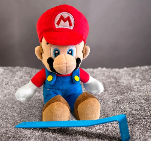 Super Mario Kidboxeo