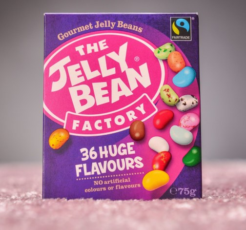 Set bonbonů v různých příchutích