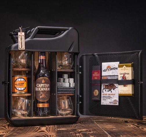 Dočasný Rum Manboxeo Bar Mafián II.