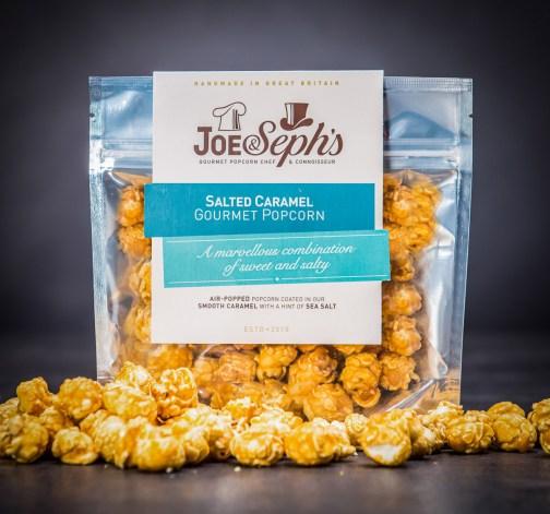 Set luxusního popcornu netradičních chutí