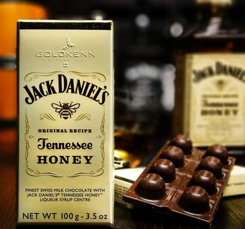 Set Goldkenn čokolád