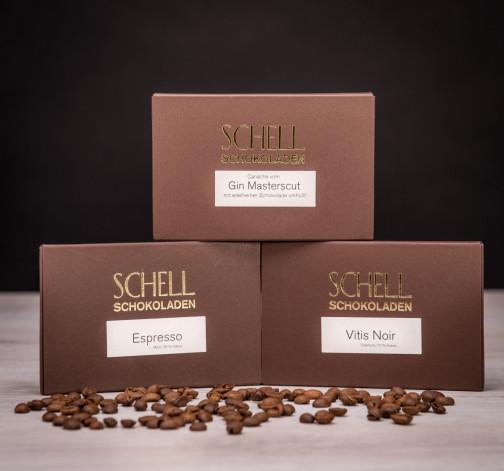 Set čokolád Schell