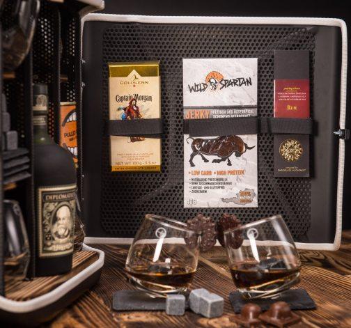 Dočasný Rum Manboxeo Bar Khaki