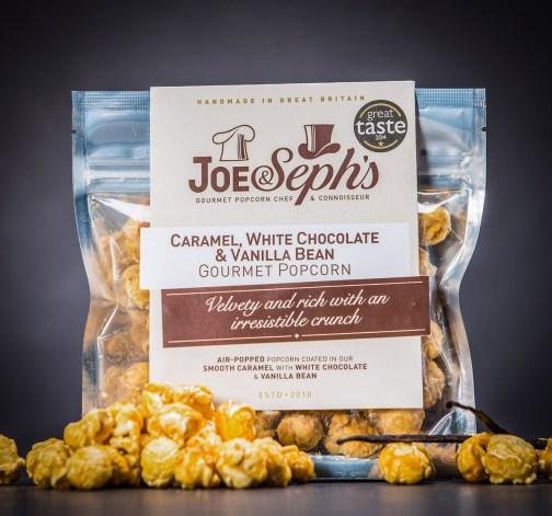 Set luxusního popcornu s lahodnou čokoládou