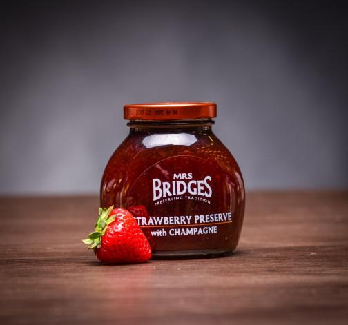 Set džemů Mrs.Bridges