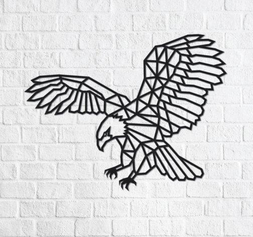"""Dřevěné skládací puzzle """"Eagle"""""""
