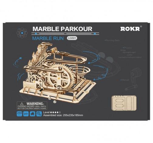 RoboTime Marble Parkour