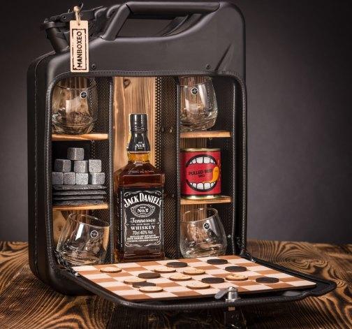 Dočasný Whisky Manboxeo Bar Amerika – Padací most
