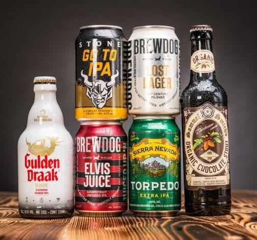 Set pivních speciálů – premium 6 ks