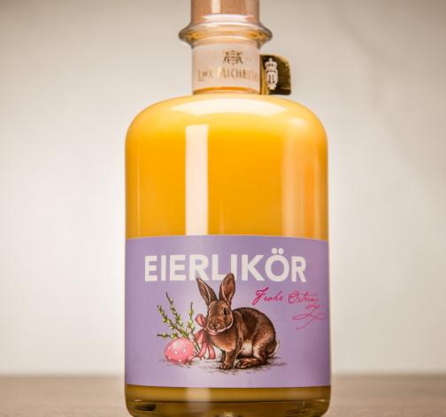 Easter egg liqueur 500ml - vaječný likér