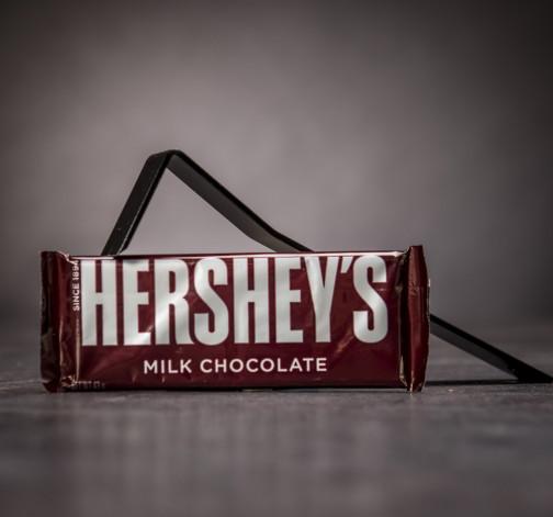 Bedna plná sladkostí