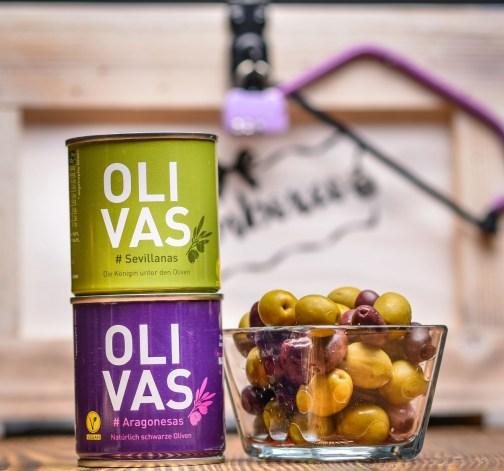 zelene olivy olivas sevillanas a cerne olivy olivas aragonesas 80 g.JPG