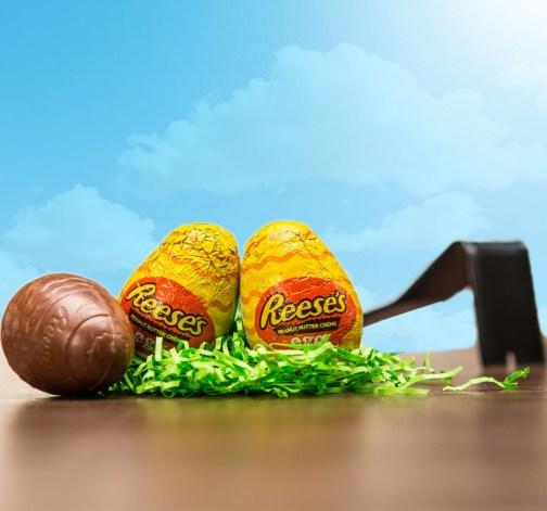 Velikonoční bedna pro děti