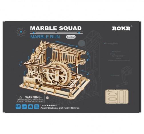 RoboTime Marble Squad