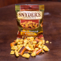 Set 6 ks preclíků Snyder's v různých příchutích