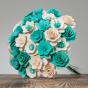 Velká kytice modrá – 33 ks