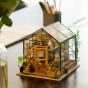 DIY model Cathyina skleníku