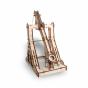 Dřevěný skládací 3D model - Trebuchet