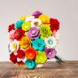 Velká kytice mix barev – 33 ks