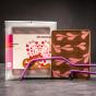 Čokoláda Himbeer Herz