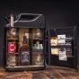 Whisky Manboxeo Bar Černý mat