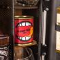 Dočasný Whisky Manboxeo Bar Bílý mat