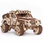 Set dřevěných modelů vozidel