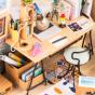 DIY model pohodlného home office