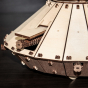 3D model Da Vinci Tank