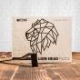 Bedna puzzle Lion a Lion Head