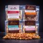 Set luxusního popcornu s alkoholem