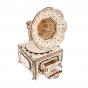 3D model gramofonu