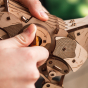 Dřevěný skládací 3D model - Puppy