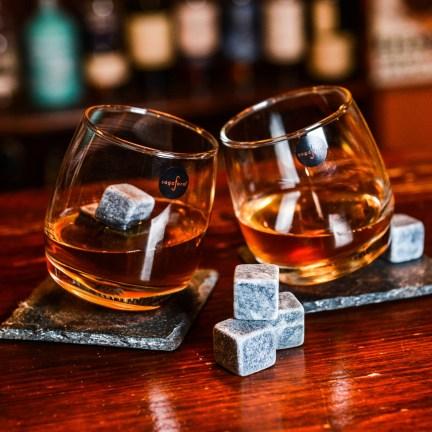 Houpací sklenice na whisky Sagaform 6ks