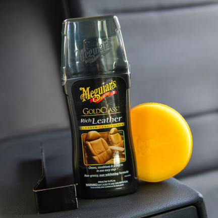 Meguiar´s Gold Class Rich Leather Cleaner & Conditioner 400ml