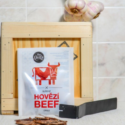 Sušené hovězí maso 25g